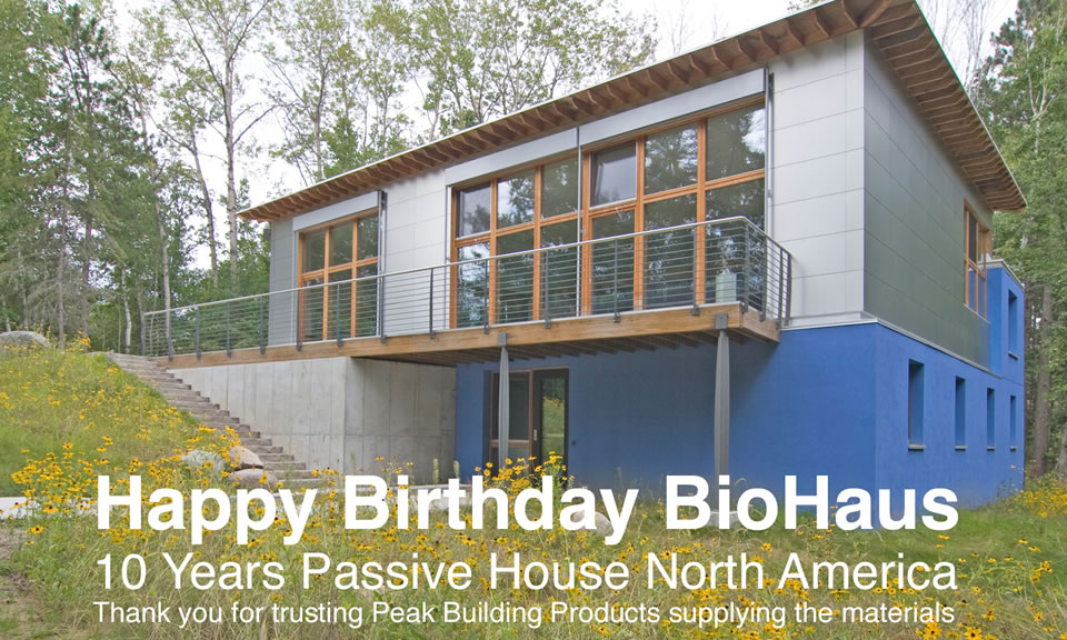 Happy Birthday BioHaus